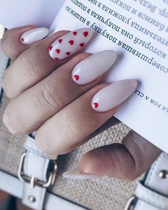 Photo of Nails; Natural Nails; Solid Color Nails; Acrylic Nails; Cute Nails;Wedding Nails…