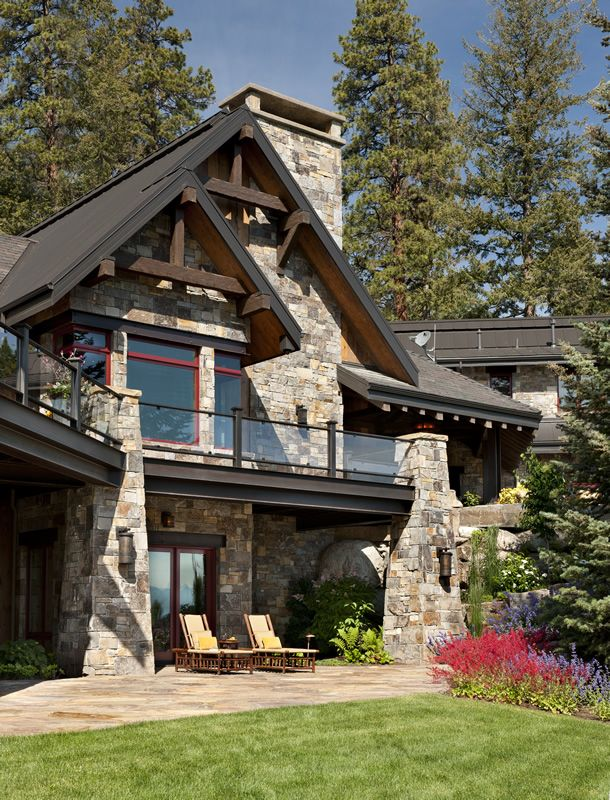 Our Portfolio : Landmark Builders: Custom homes in Whitefish, Montana.
