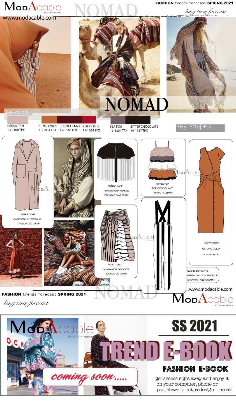 spring 2021 fashion trends forecast весна 2021 тренды моды on 2021 decor colour trend predictions id=33636