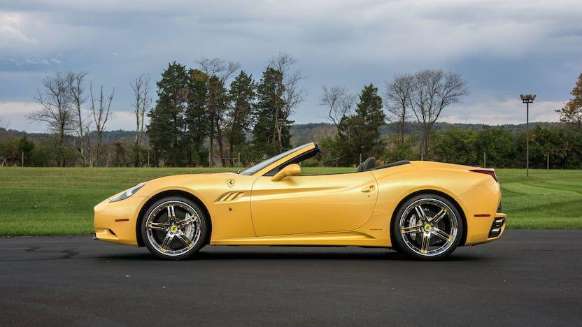 2010 Ferrari California Convertible - 2 | California ...