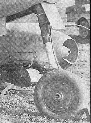 Me 262 A-1a W.Nr.500079