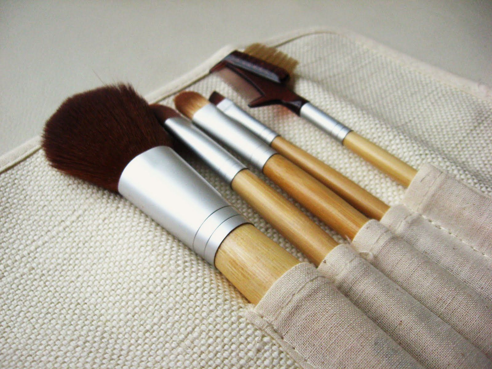Eco Tools Brush Set Makeup, beauty blog, Makeup, Brush set