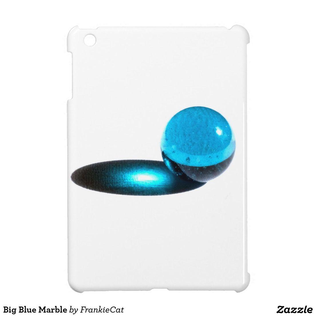 Big Blue Marble Cover For The iPad Mini