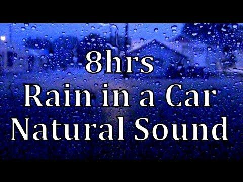 RAIN ON A TIN ROOF SOUNDS For Sleep, Relaxation 8 HOURS of