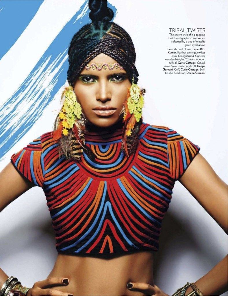 Vogue India-March 2012-beauty-5