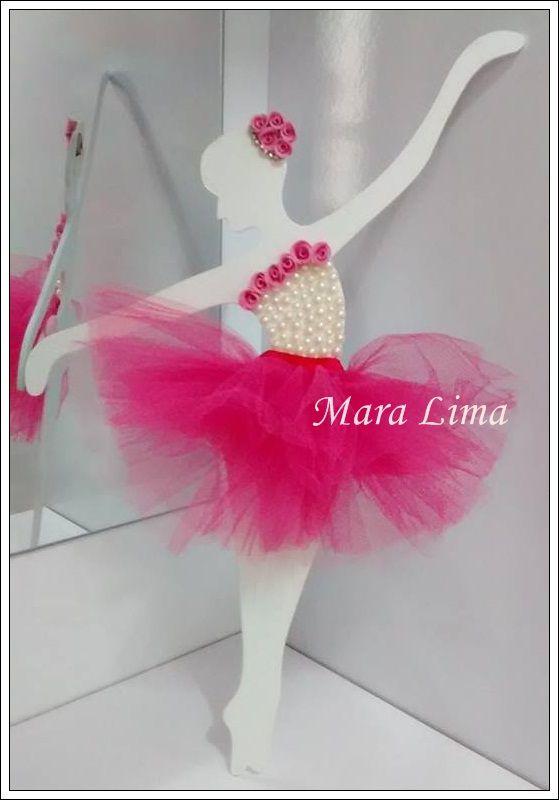 12c5419d2f artesanato varias dicas e idéias para você curtir Bailarina Mdf