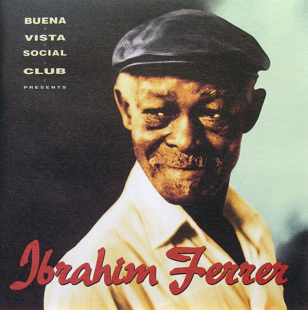 Cdcovers Buena Vista Social Club Ibrahim Ferrer Jpg Ibrahim Ferrer Social Club Afro Cuban