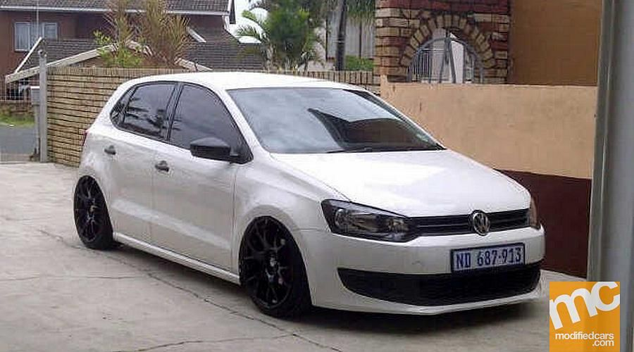 modified vw polo 6r 2011 cars pinterest polos. Black Bedroom Furniture Sets. Home Design Ideas