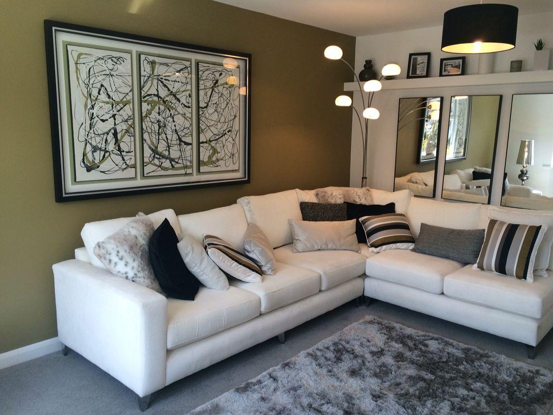 Living room   David wilson homes, House design, Living room