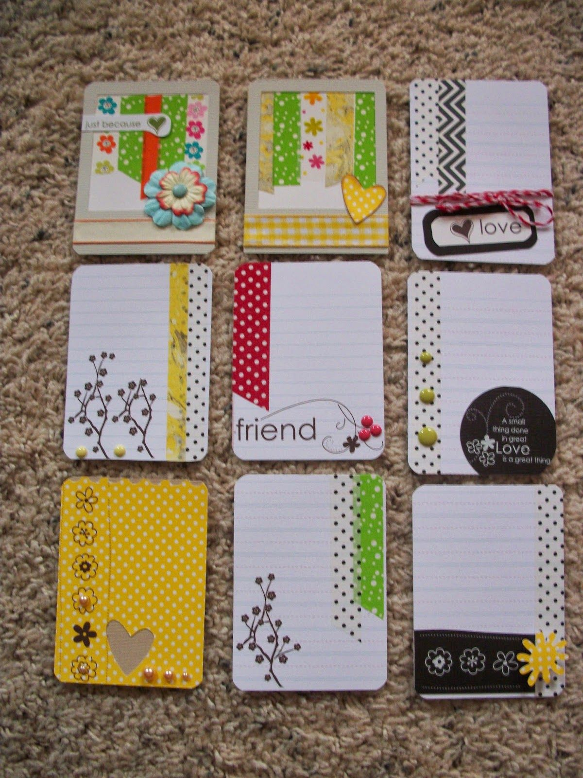 Create your own scrapbook - Scrap Your Scraps Create Your Own Pocket Filler Cards