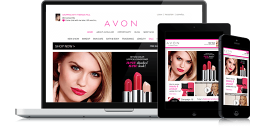 Join My Avon Team Ill Be Beside You Every Step Of The Way Just 15 00