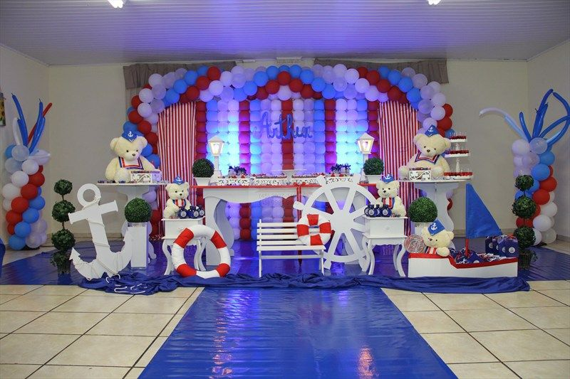 Decorao festa infantil urso marinheiro ccs decoraes e eventos decorao festa infantil urso marinheiro ccs decoraes e eventos provenal thecheapjerseys Gallery