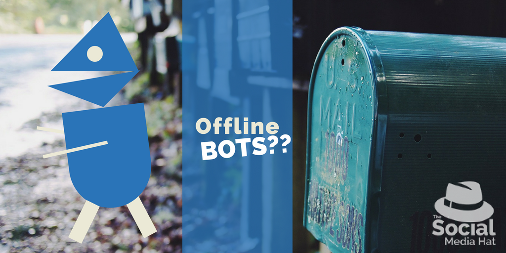 How do Facebook Chatbots Link with Offline Marketing