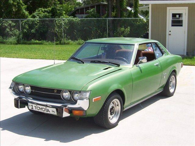 1974 Toyota Celica ST coupe | 1974 | Toyota celica, Toyota, Coupe
