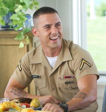 That S My Boy Military Haircut Milo Ventimiglia Military Haircuts Men