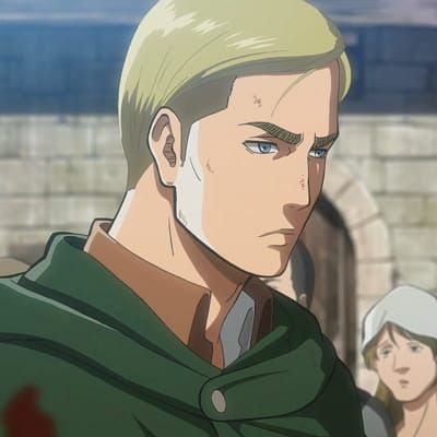 Which Attack on Titan boy likes you? | Erwin Smith