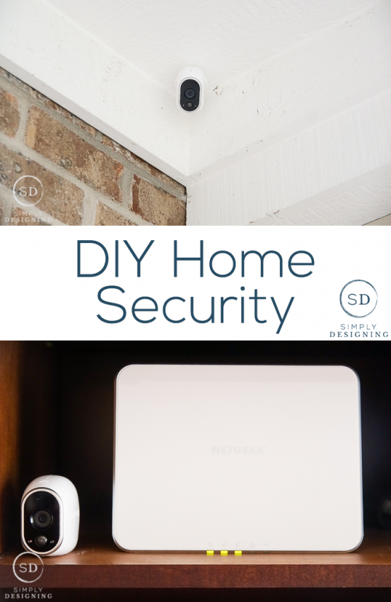 Diy Home Security System Part 2 Diy Home Security Best Home Security Home Safety