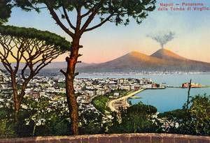 Das Goethezeitportal: Goethes Italienische Reise, Neapel