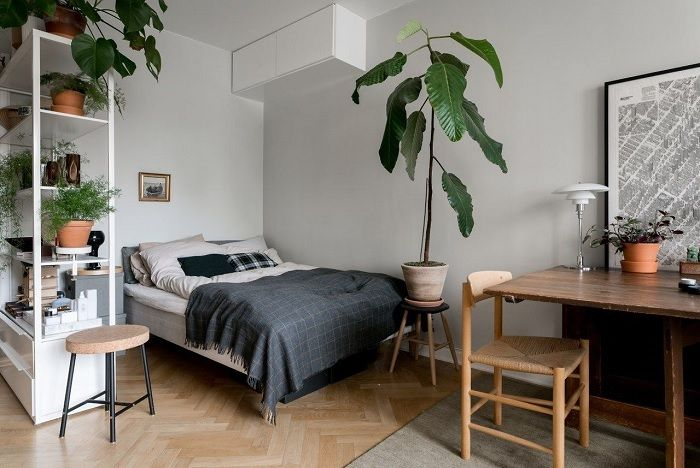 Find Out Brilliant Scandinavian Bachelor Studio Apartment Diy And Low Cost Ideas