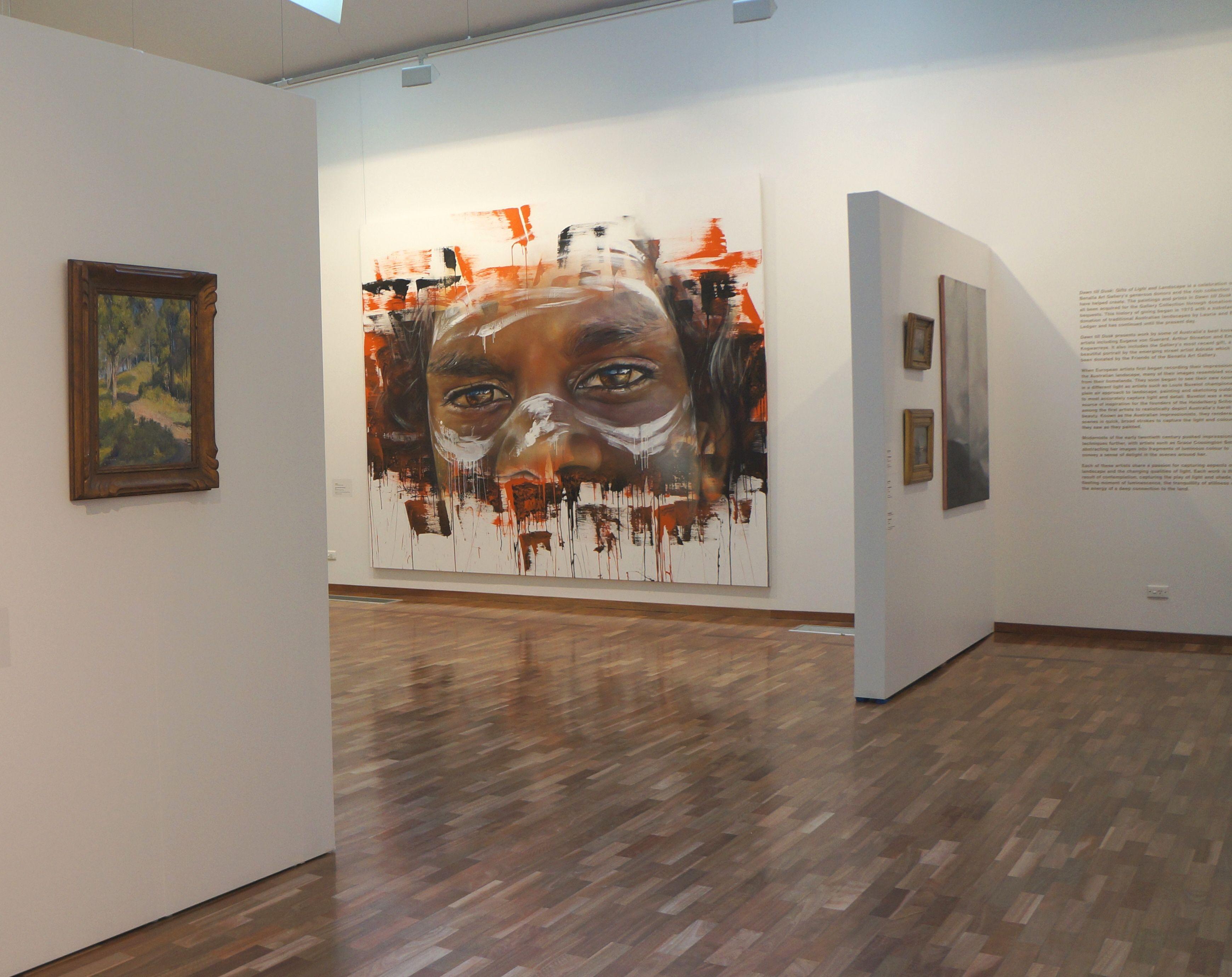 Adnate – Benalla Art Gallery ...