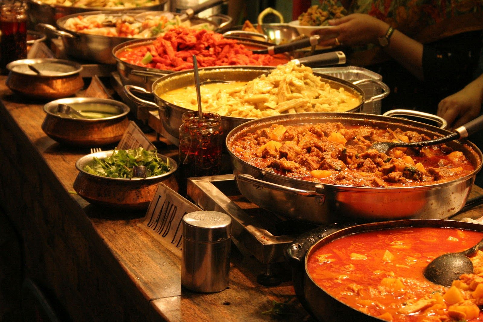 Image result for variety of indian food