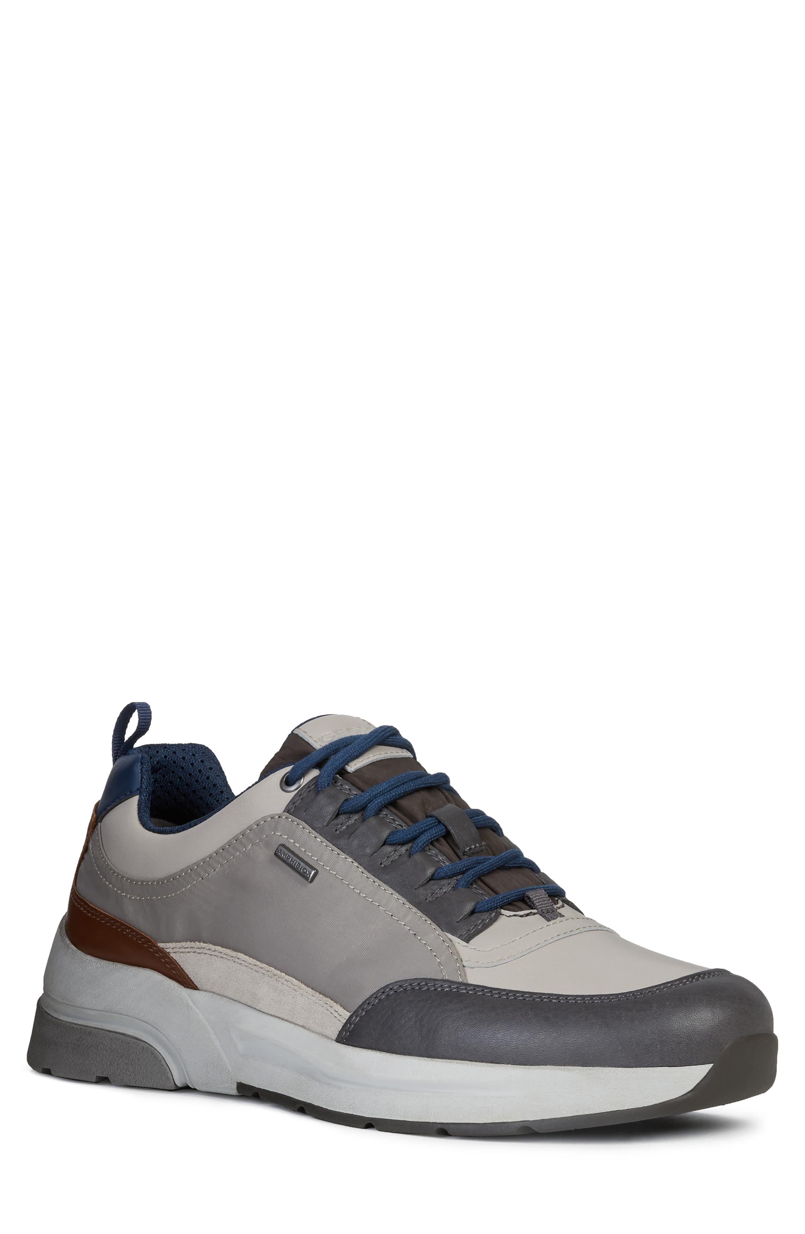 Men's Geox Rockson Abx Sneaker, Size