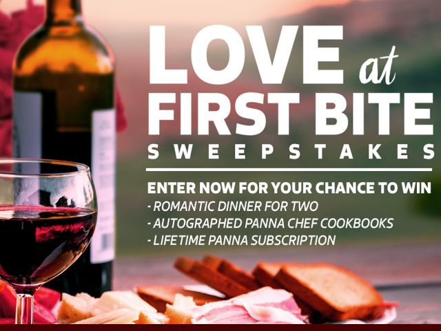 Enter the FYI Love at First Bite Sweepstakes for your chance to win ...