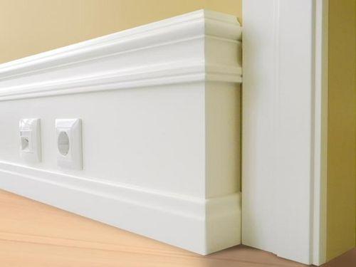 Plinthe pour cablage électrique ALTBERLINER GOLDDECOR Salon