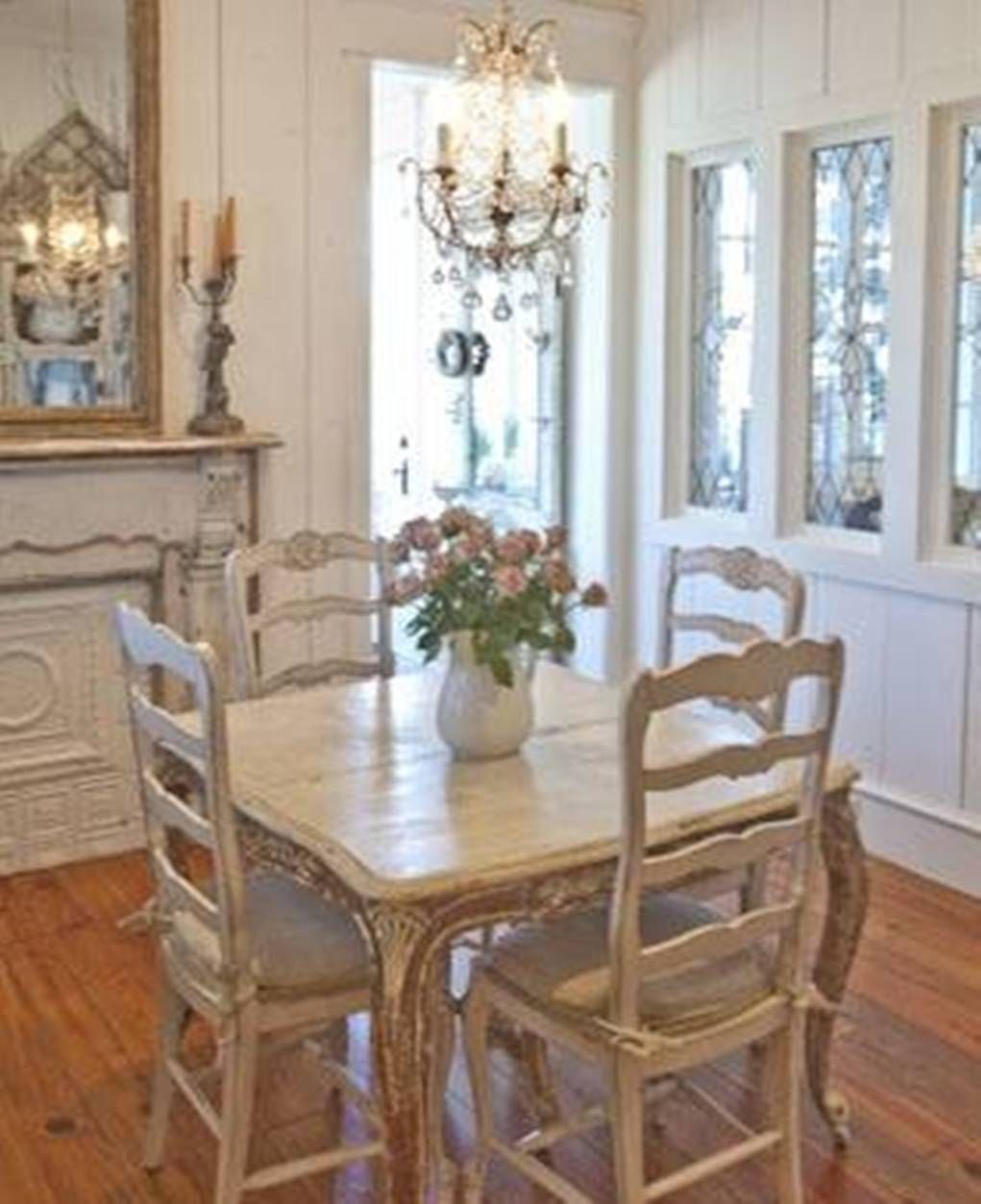 Furniture , French Farmhouse Table : Small French ...