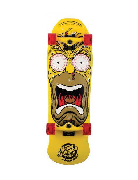 Santa Cruz The Simpsons 2 2 Jpg Tablas De Skate Diseno Del Monopatin Imagenes De Skate