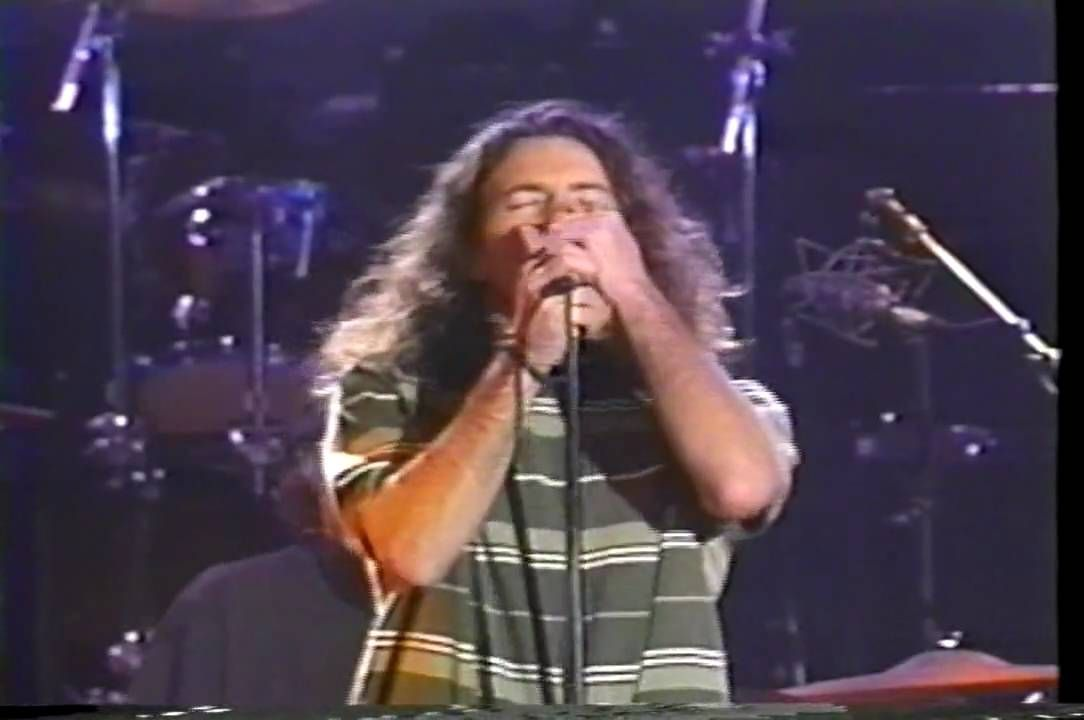 Eddie Vedder w/ The Doors - Roadhouse Blues (Los Angeles u002793) HD  sc 1 st  Pinterest & Eddie Vedder w/ The Doors - Roadhouse Blues (Los Angeles u002793) HD ...