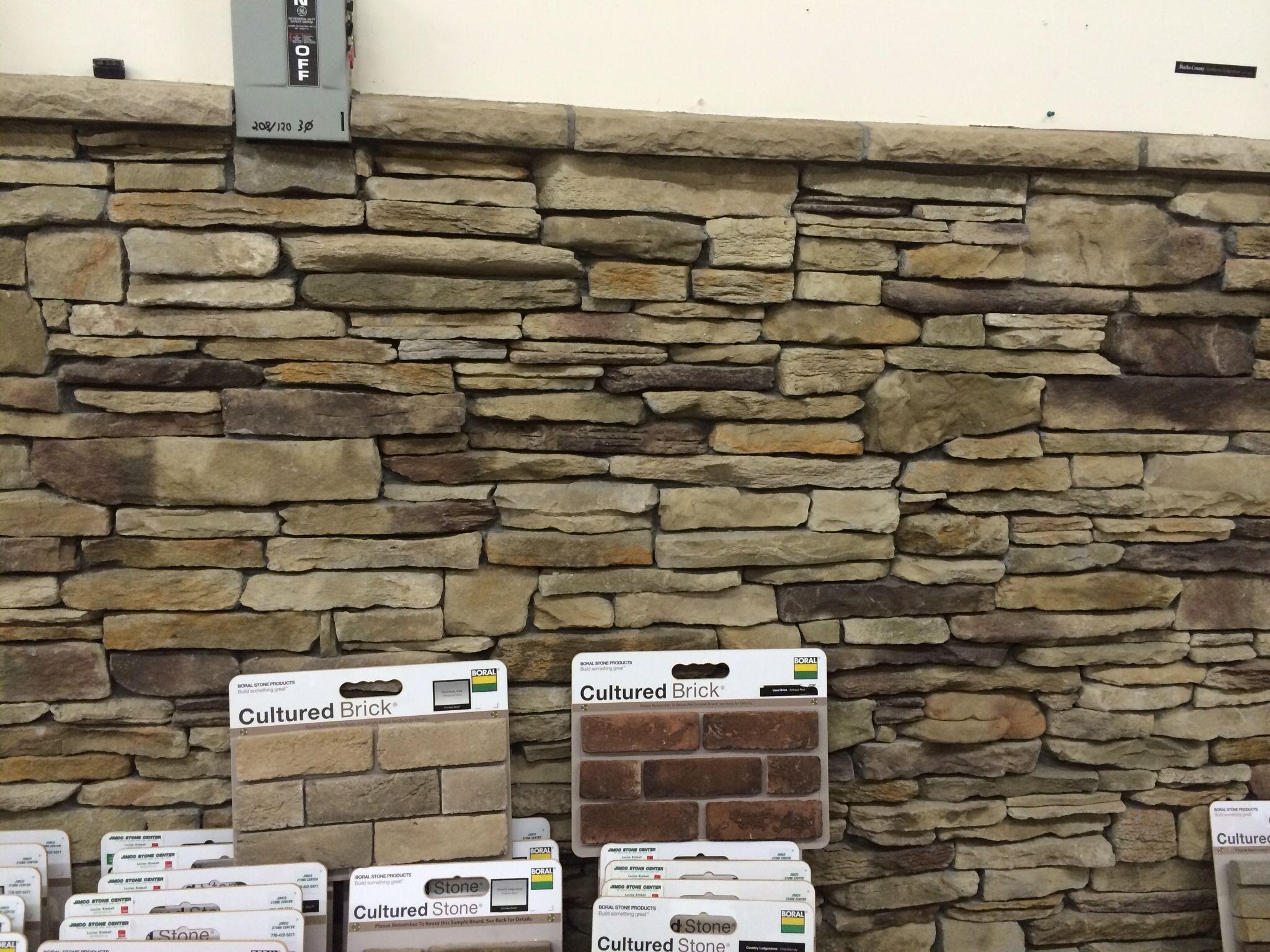 Bucks county southern ledgestone lodge pinterest for Interior ledgestone