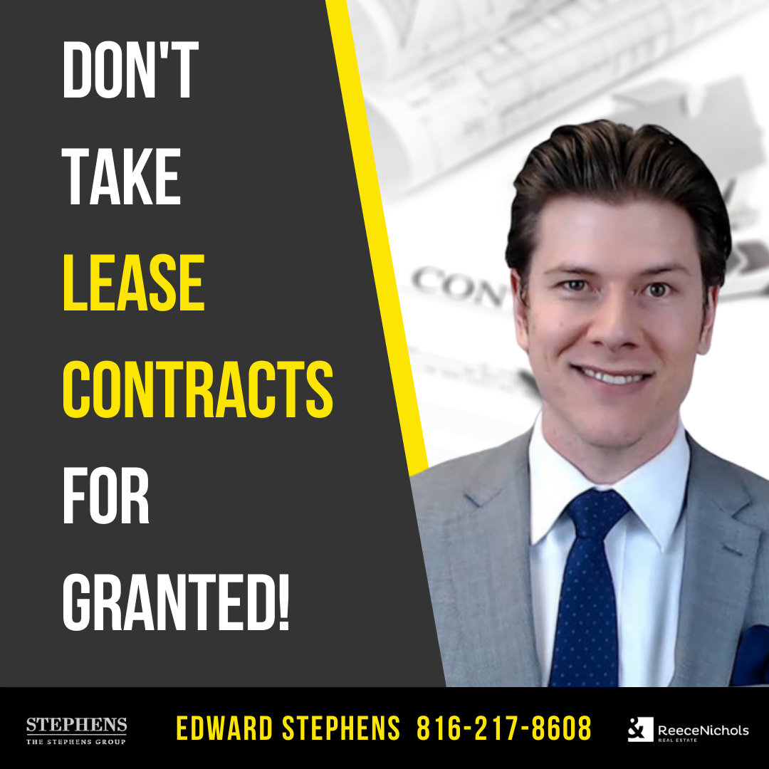 Buying a home where tenants still currently reside? Check the leases completely before finalizing your purchase. Remember, you can't just throw them out as they have the right to that home as specified in their lease.  #TheStephensGroup #Realtor #EdwardStephens #Sold #NewHome #Home #HomeForSale #RingTheBell #NewListing #Broker #HouseHunting #MillionDollarListing #HomesForSale #ForSale #KansasCity #KCMO #Instakc #igkansascity #igkc #luxury #chiefs #Kansas #Missouri #ChiefsKingdom #MadeInKC