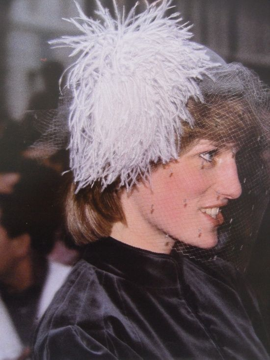 Now that I look back on the early days of our marriage, some of my fashion choices involved to much ruffled pie crust blouses and feathered hat that I thought were cute, but now they look girlish?: 15.12.82