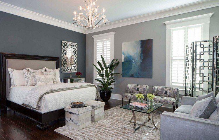 Chambre à coucher contemporaine u2013 55 designs élégants Bedrooms