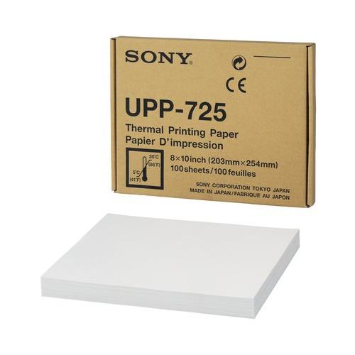 Sony Upp725 Upp 725 8x10 Print Paper Hiliex Printed Paper Paper 8x10 Print