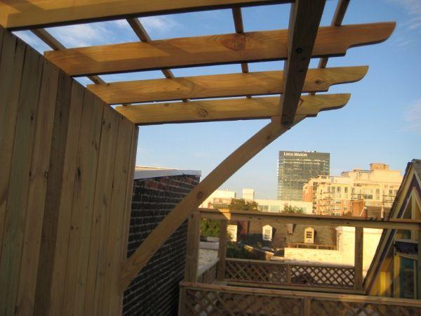 New Cantilever Balcony Construction