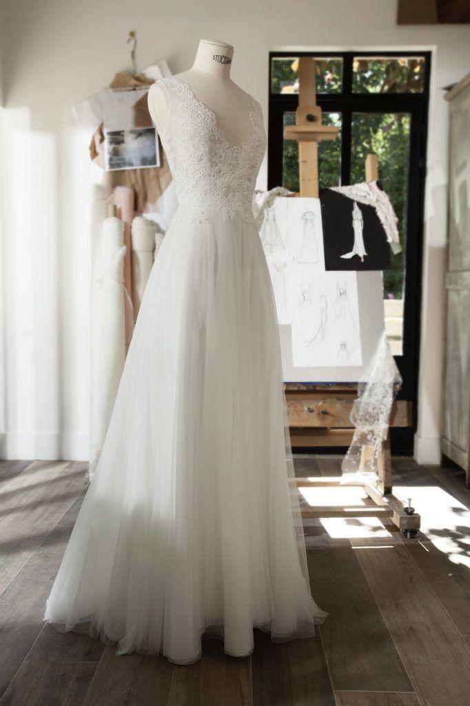Robe Cachou - Cymbeline - Robes de mariée