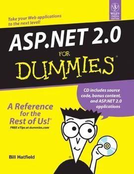 ASP.NET 2.0 for Dummies w/cd