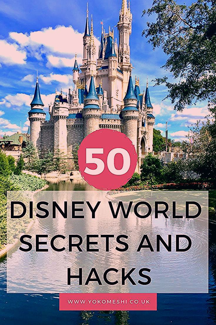 27 Tips and tricks you NEED to know before visiting Disney World. | Yoko Meshi