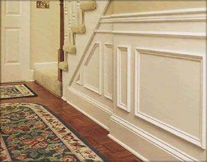 Foyer Hallway Kit : Wainscoting decor mouldings toronto foyers and