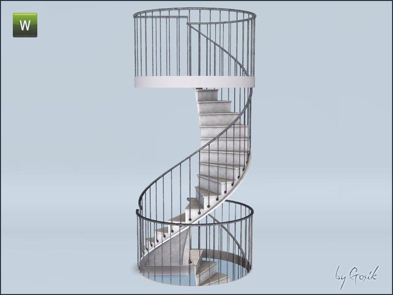 Scala A Spirale Mobili Cameretta Neonato Pinterest Sims 4