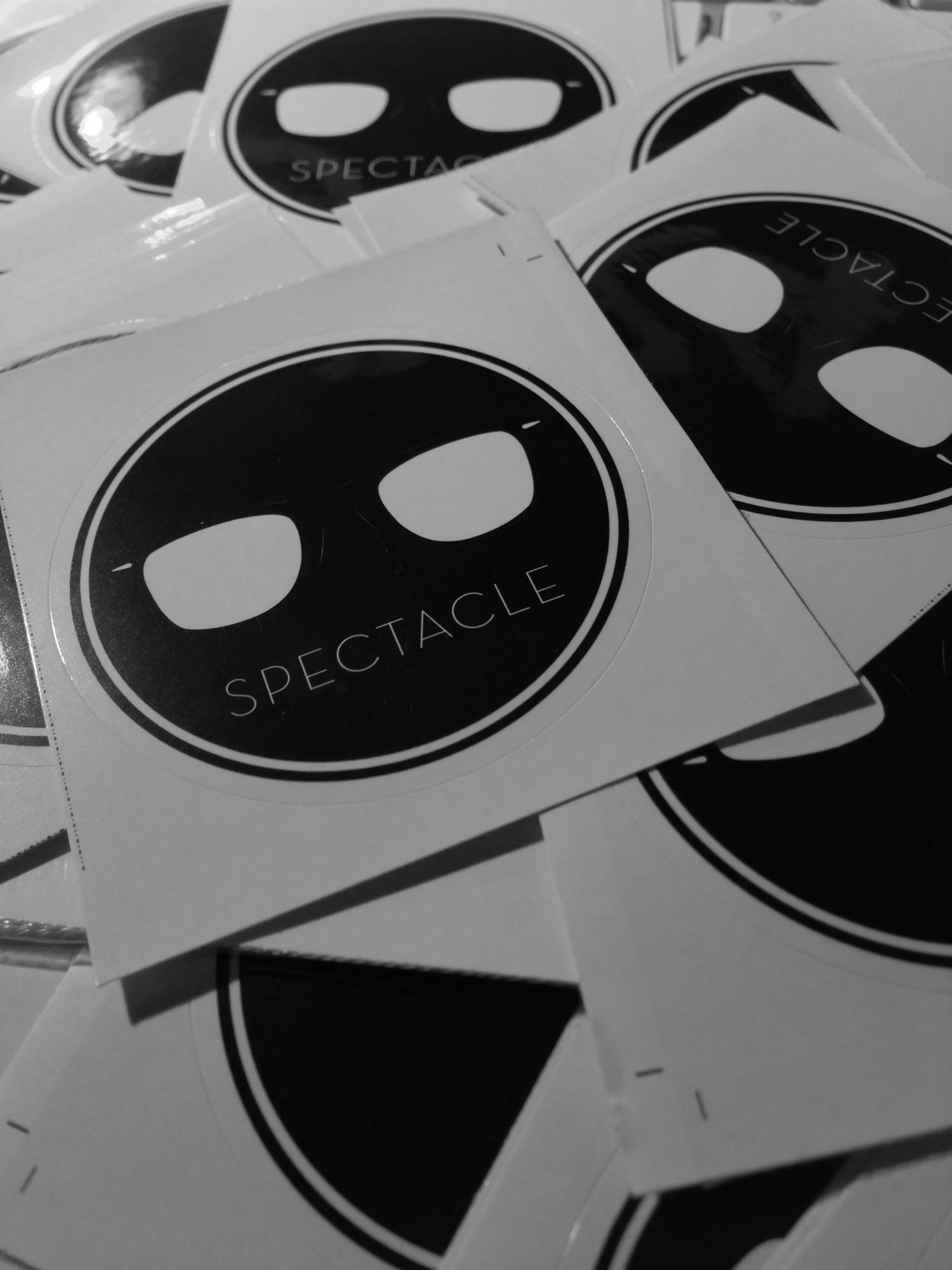 Spectacle stickers!