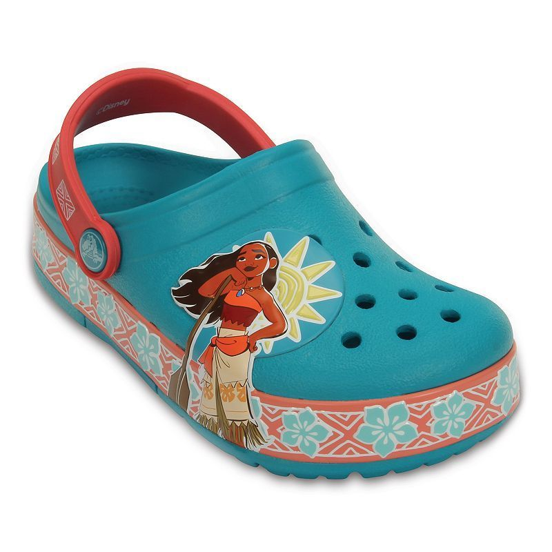 2c029cd0a Crocs Disney Moana Kids  Light-Up Clogs