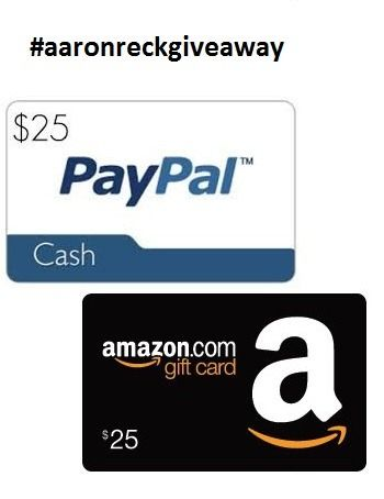 Win a 25 Amazon Gift Card or Paypal Cash 4 WINNERS! {US