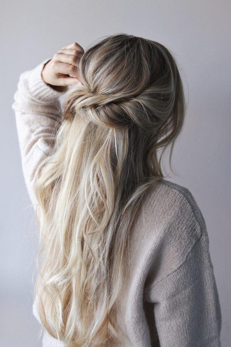 Easy Fall Hairstyles 8e82d36b259