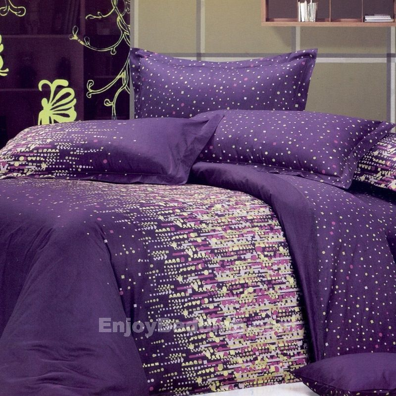 This Is Gorgeous Purple Bedding Sets King Purple