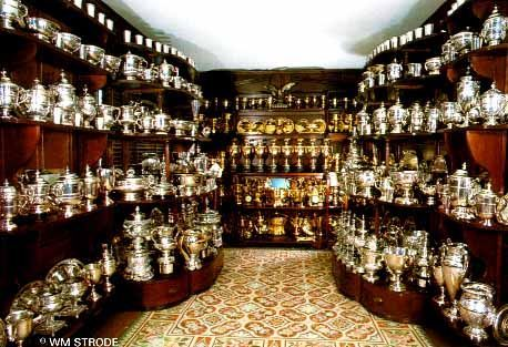 We only wish our trophy room was like this!