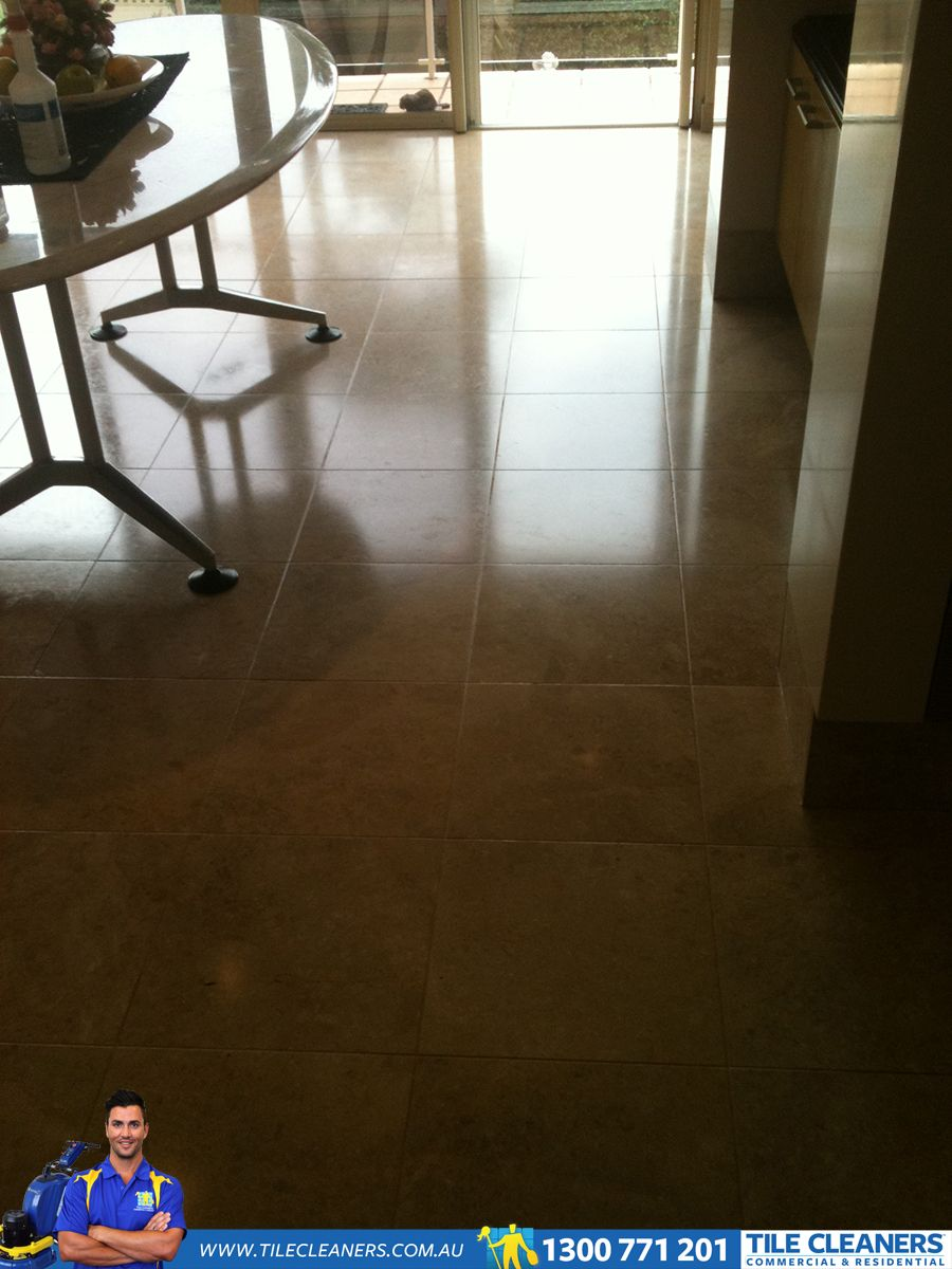 Clean Ceramic. We can also seal the grout lines between