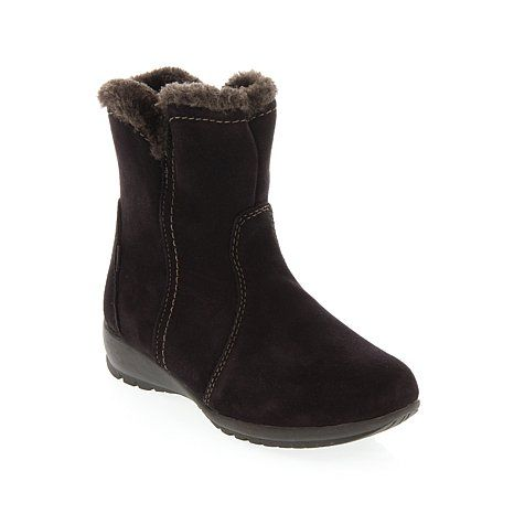 Sporto® Waterproof Mid-Calf Suede Boot